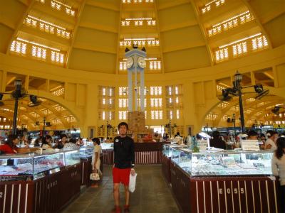カンボジア プノンペン 旅行