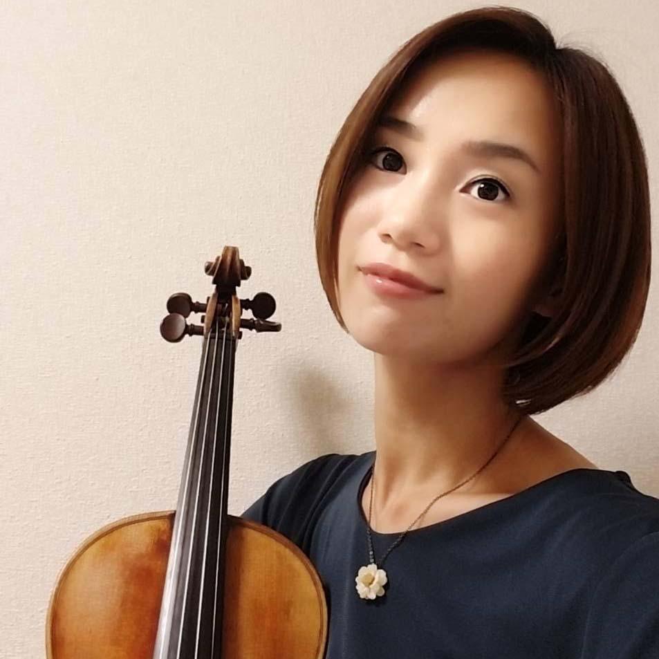 バイオリン:矢木紀子